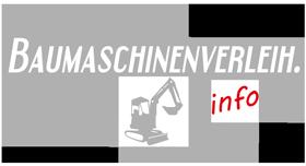 baumaschinenverleih, Baumaschinen mieten
